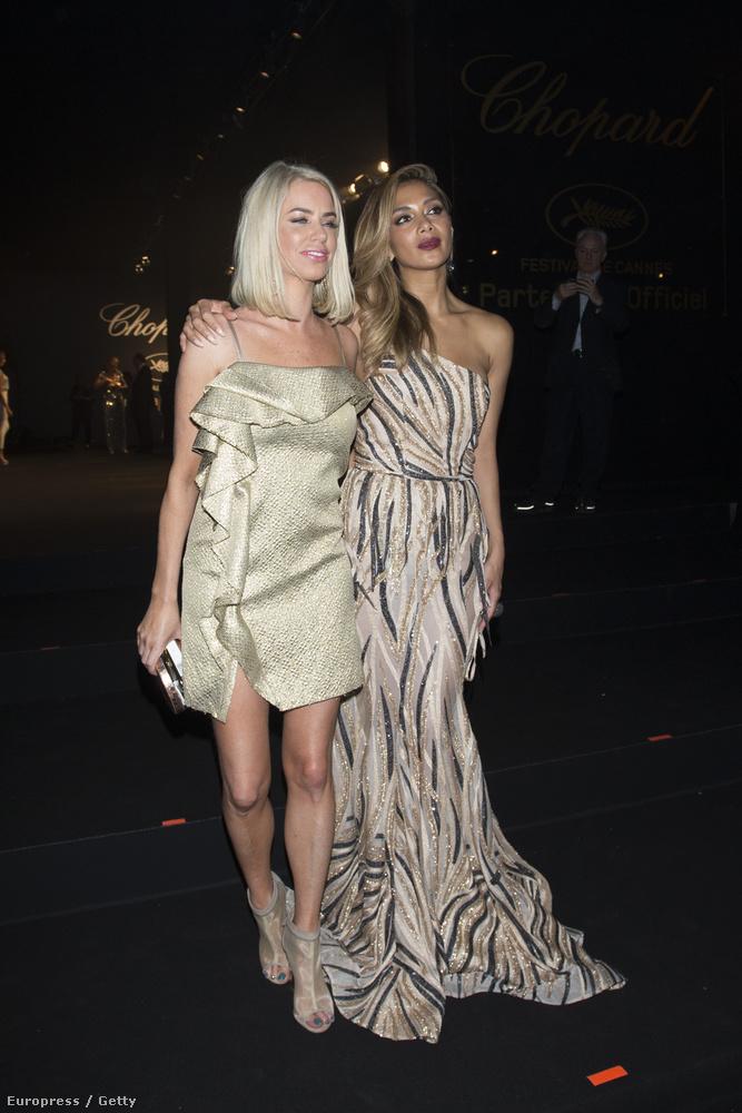 A Cannes-i filmfesztivál alatt egymást érik a bulik, hogy a celebek a vörös szőnyegen kívül is szépkedhessenek kicsit
