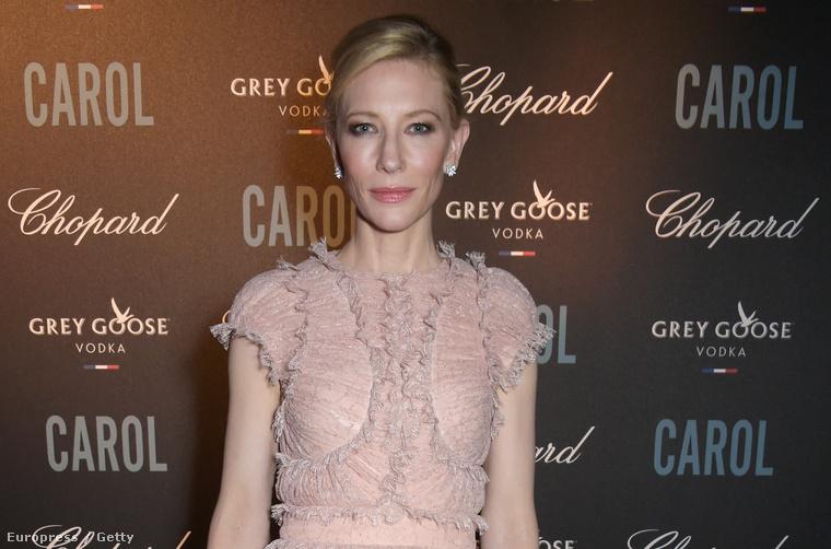 Cate Blanchett viszont szép volt, mint mindig