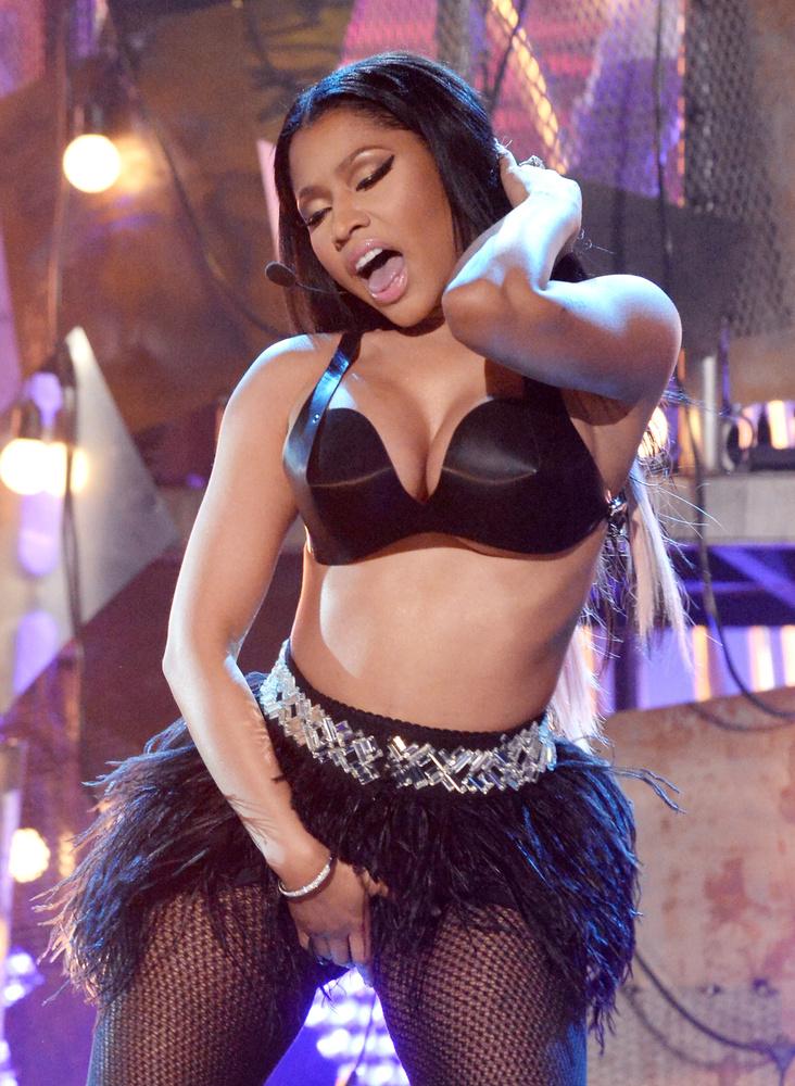 NIcki Minaj-t sem kell félteni