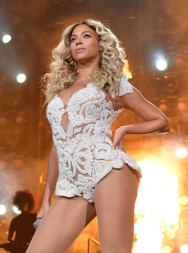 Beyoncé szintén