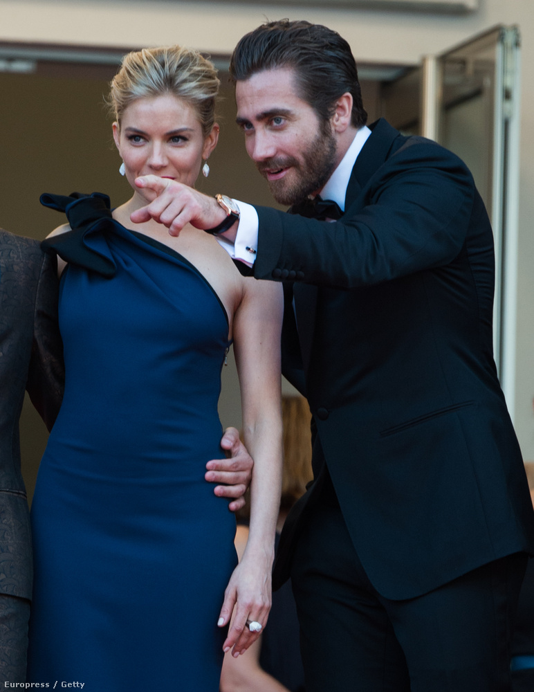Csak nagyon jól mutatnak ezeken a közös képeken, amelyek ugyancsak Cannes-ban készültek