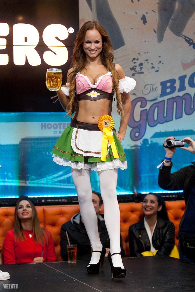 A kiskunlacházai Anett és az alkohol kapcsolatáról sok dolog kiderült ezen a versenyen, például hogy a nagypapája isteni almapálinkát főz, illetve hogy azért öltözött bajor kislánynak, mert szereti a sört.