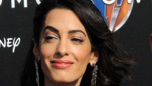 Amal Clooney állítólag Vogue címlapra vágyik