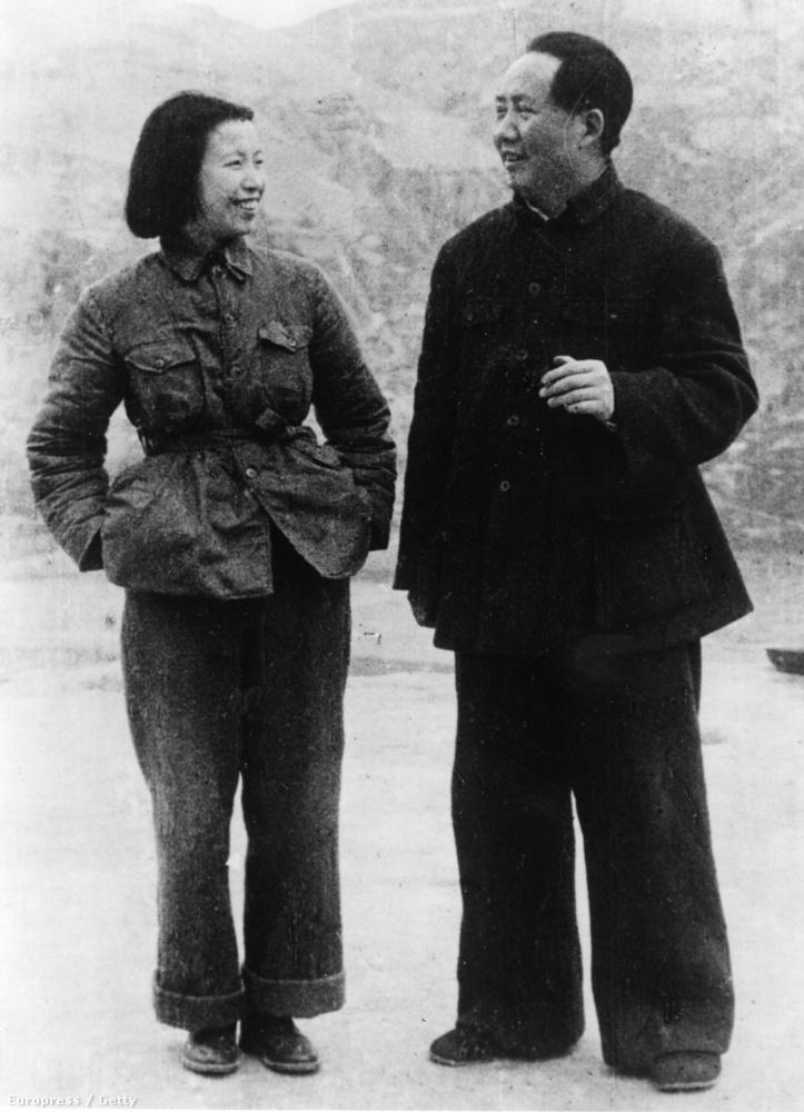 Mao Ce-tungnak négy felesége volt