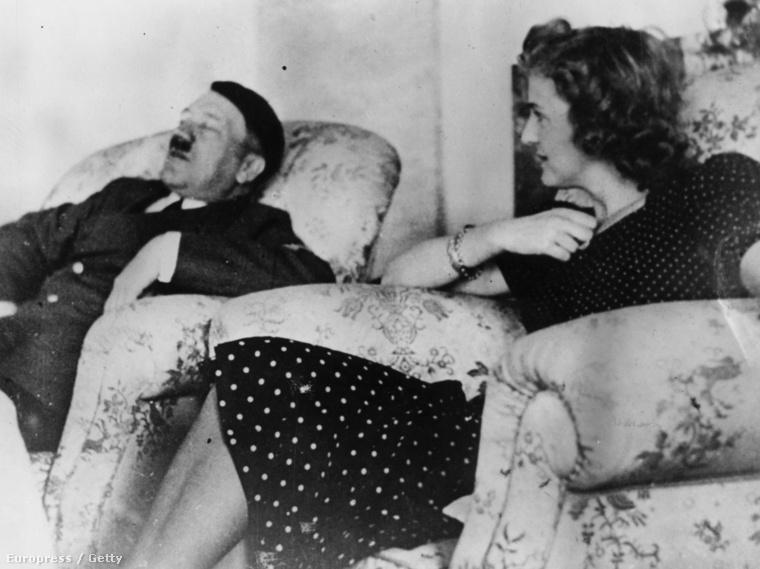 Hitler elaludt