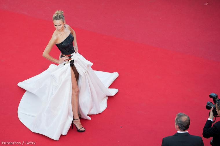 A Cannes-i filmfesztiválon szerencsére nem volt sok meztelenkedés, hacsak nem számítjuk Sophie Marceau sorozatos véletlen villantásait
