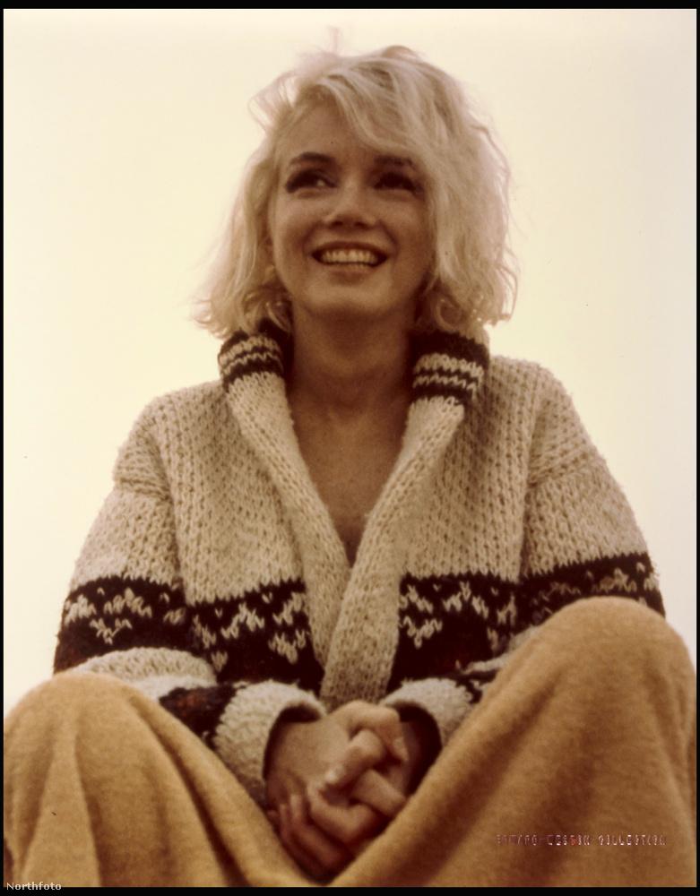 Barris ezután évekig nem publikálta a fotókat a színésznő halála miatt