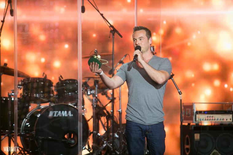 Az elektronikus zene kategóriájában meg Vekonyz nyert