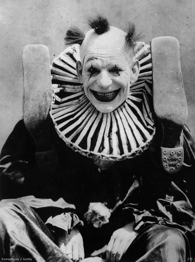 Meg hát mi lehetne ijesztőbb, mint valami olyan, ami elvileg kedves, és vicces, és kiderül róla, hogy iszonyatos? (1924, Lon Chaney színész)