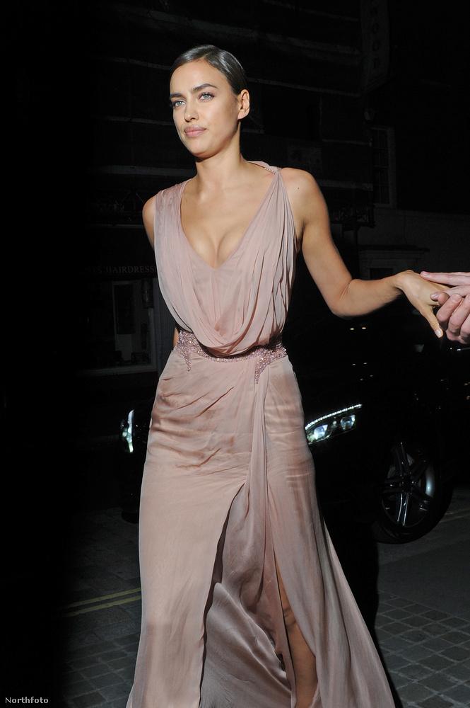 Irina Shayk, Bradley Cooper új barátnője meg szép
