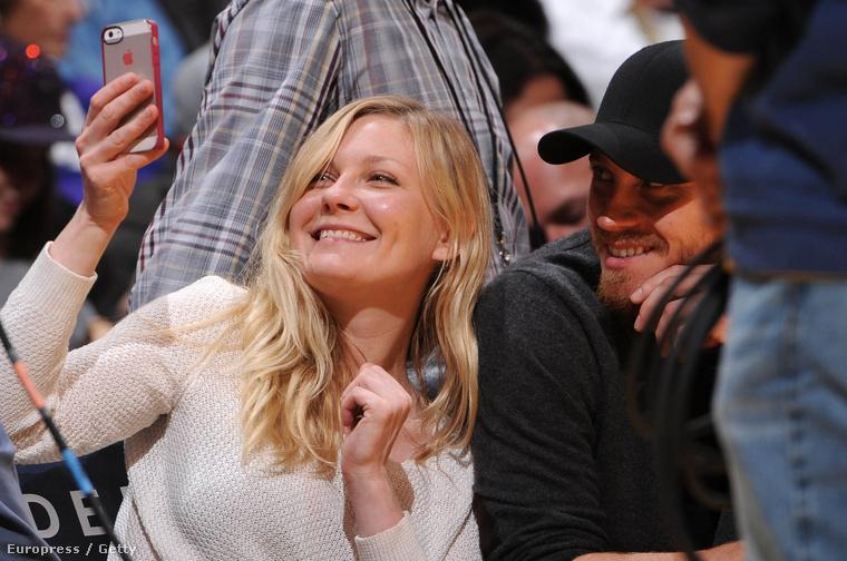 Kirsten Dunst napjainkban.