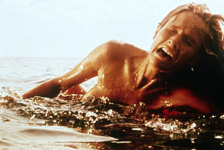 Spielberg filmje három Oscart ért: a legjobb vágásért Verna Fields, a legjobb filmzenéért John Williams, a legjobb hangért pedig Robert L
