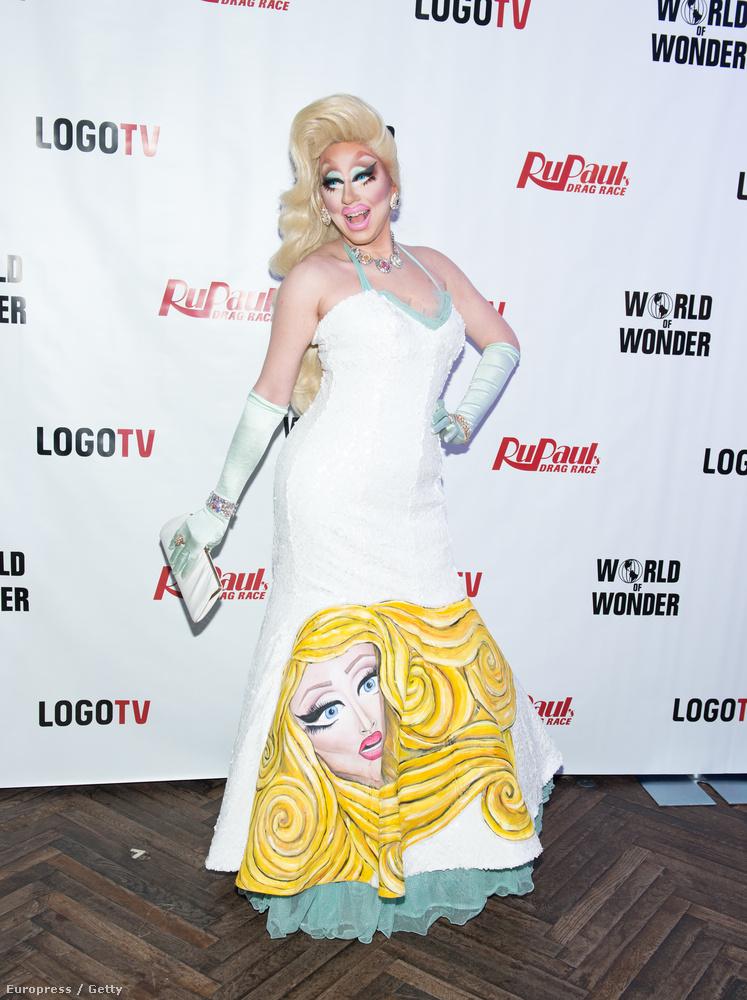 Trixie Mattel egy másik öltözékben
