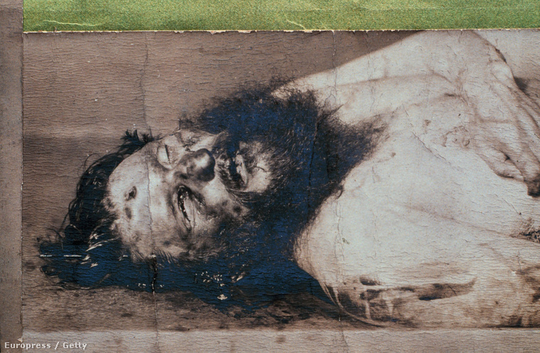 Raszputyin 1916-ban halt meg