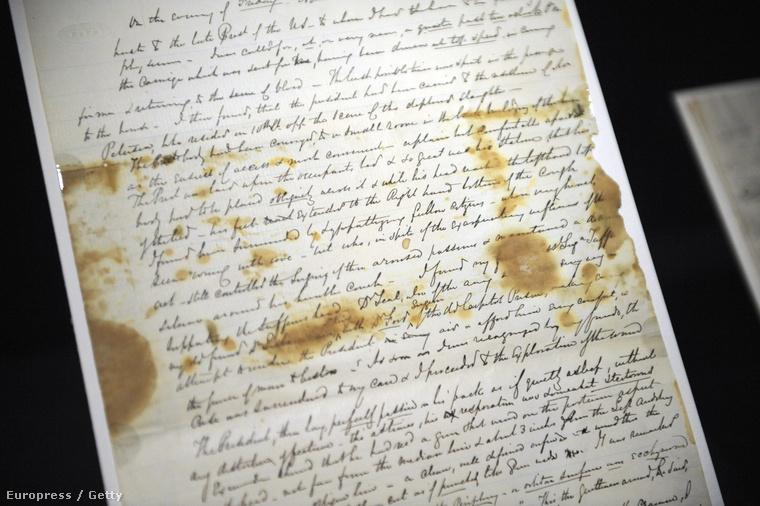 Ez Abraham Lincoln boncolási jegyzőkönyve