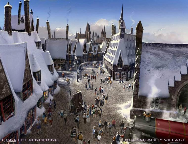 Állítólag quidditch meccseket is lehet majd nézni 3D-ben