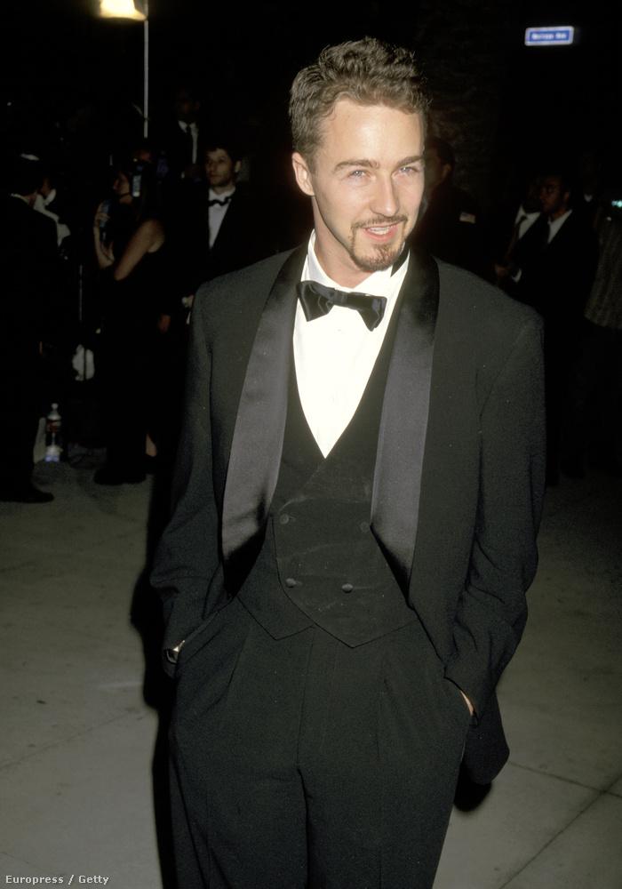 Edward Norton 1997-ben