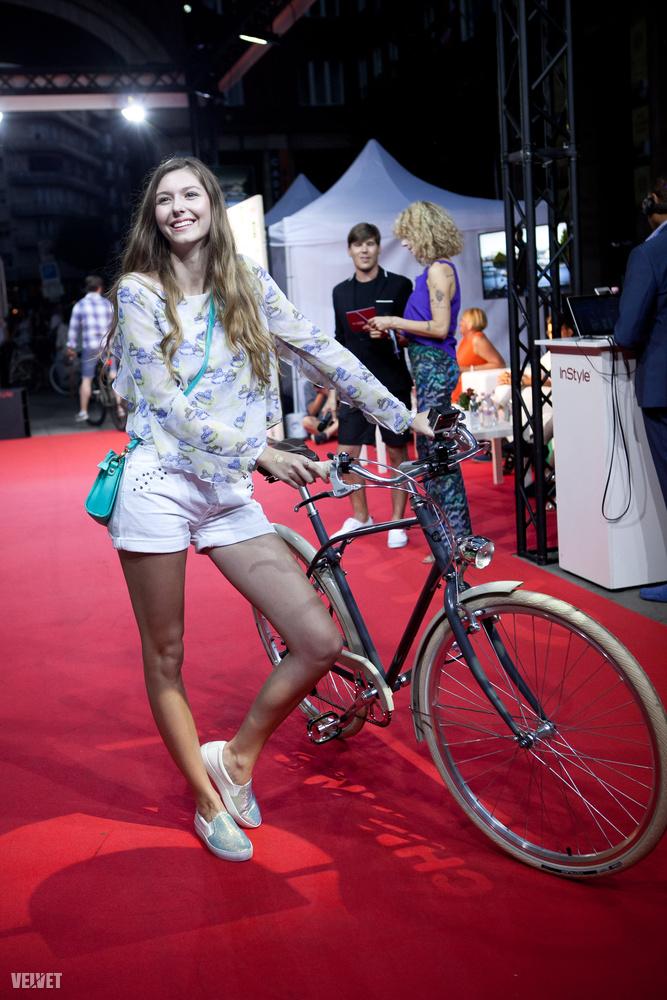 Na végre egy nadrág, aminek biztosan nem fogja bekapni a szárát a biciklilánc