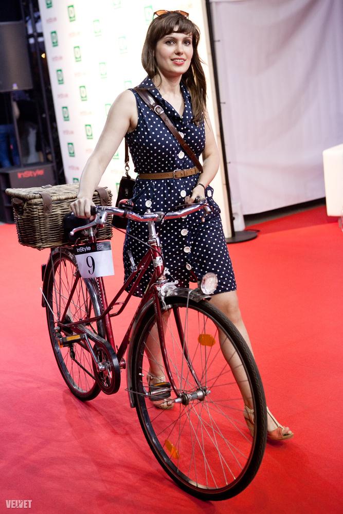 A Cyclechic blogban rengeteg divatos kerékpározót lehet látni