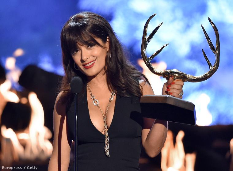 A Spike TV idén is kihirdette, kit tartanak a legjobb nőnek, legkeményebb férfinek, meg ilyesmi