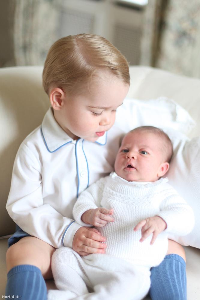 György herceg és Charlotte hercegnő