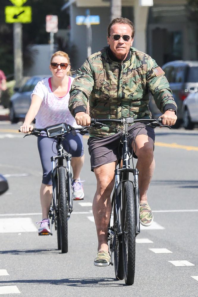 Az, hogy Arnold Schwarzenegger 67 évesen is minden nap sportol, sőt, gyúr, elég egyértelmű pozitív hozadékokkal jár: