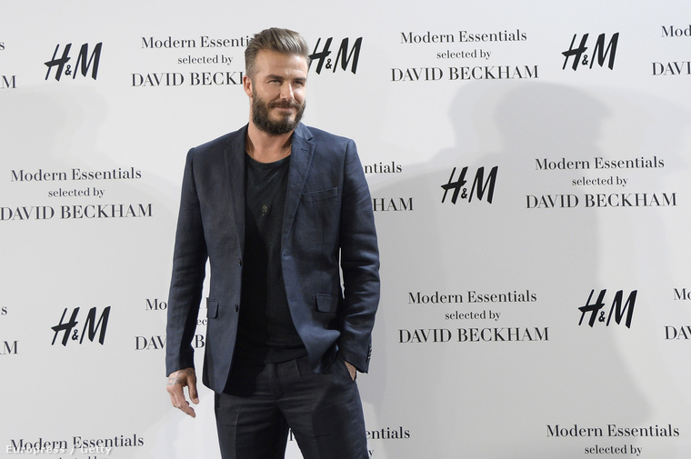 És arra is emlékszik, hogy a most tökéletesen csodálatos David Beckham mennyire porsztón tudott kinézni?
