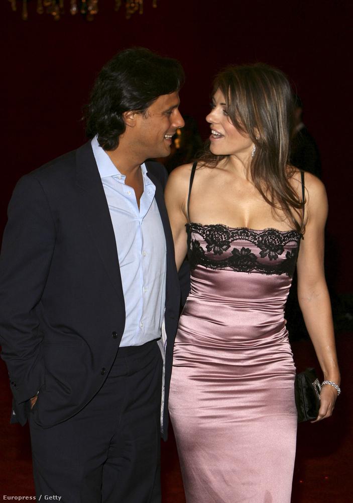 Arun Nayarral egészen sokáig együtt voltak