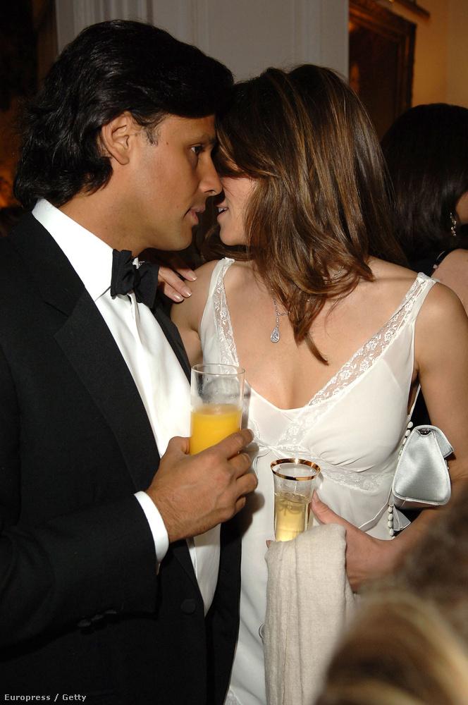 2007-ben össze is házasodtak