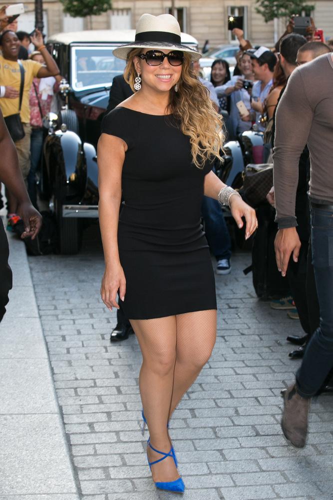Mariah Careyről is példát vehetnek.