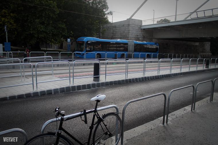 A cél az volt, hogy a Rudas Gyógyfürdőt ne csak busszal lehessen megközelíteni.