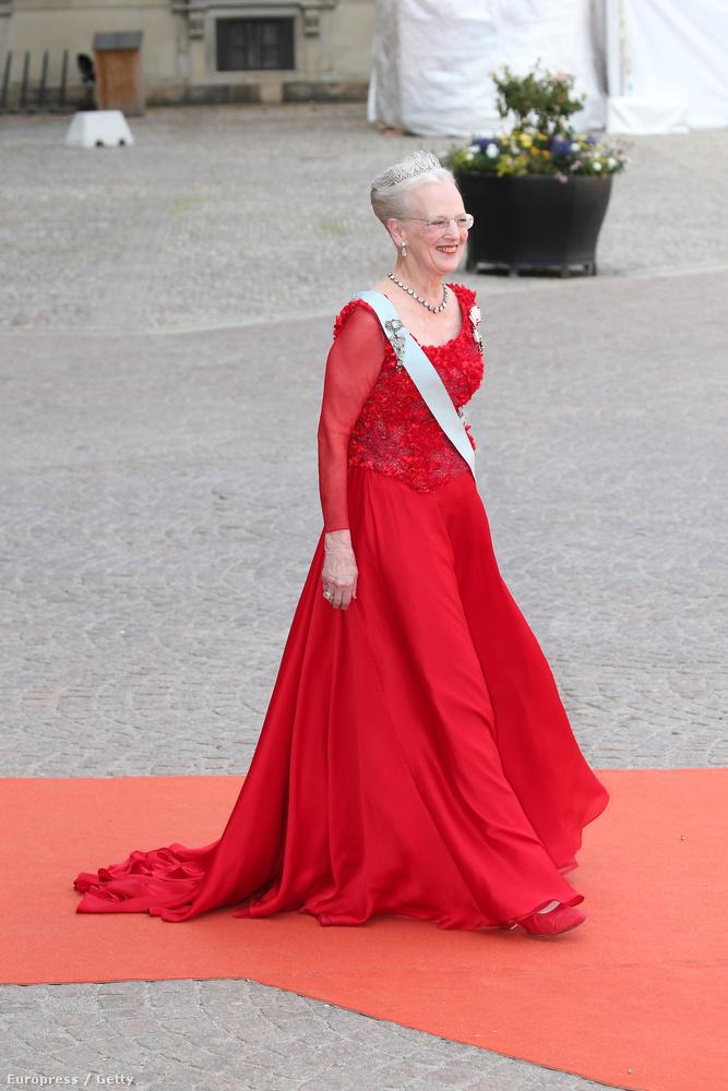 Egyébként minden más európai királyi méltóságot is meghívtak a nagy esküvőre, például II