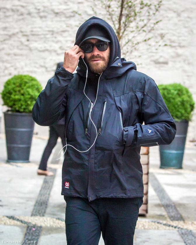 Jake Gyllenhaalról csak a szakálla árulta el, hogy kicsoda
