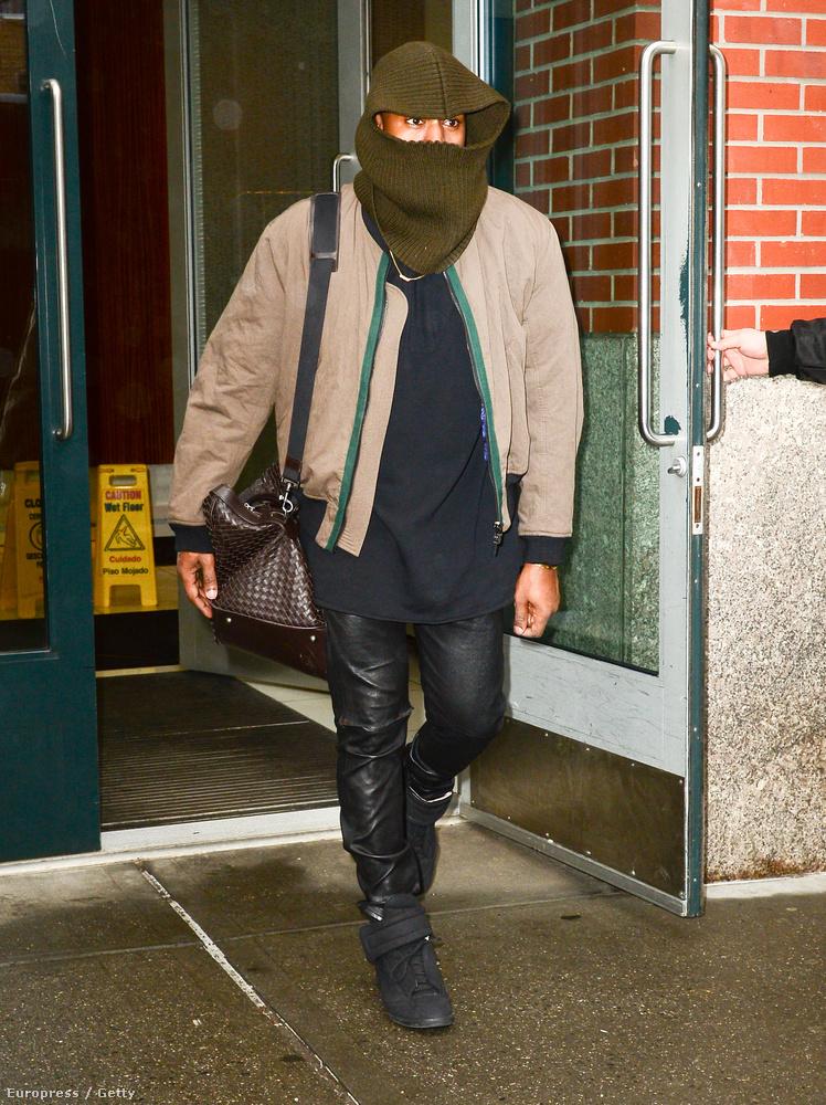 Kanye West már megint