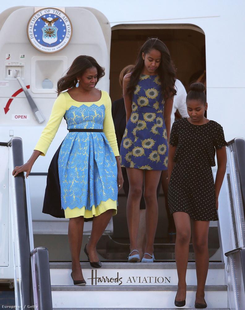 Obama lányai biztosan.