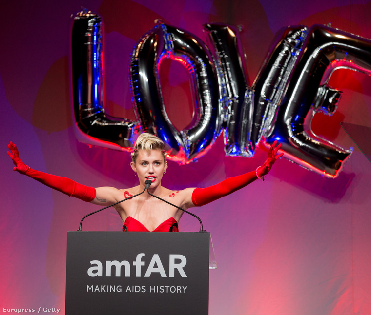 MIley Cyrus felszólalt a melegek, transzneműek és biszexuálisok elfogadásáért
