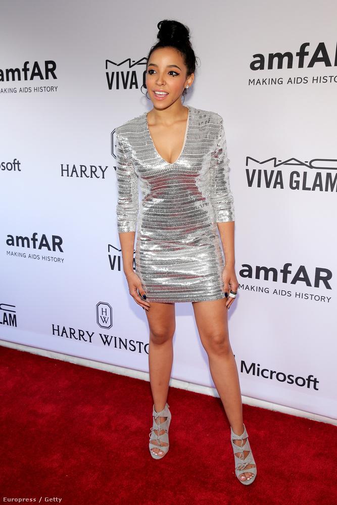 Tinashe egy amerikai énekesnő