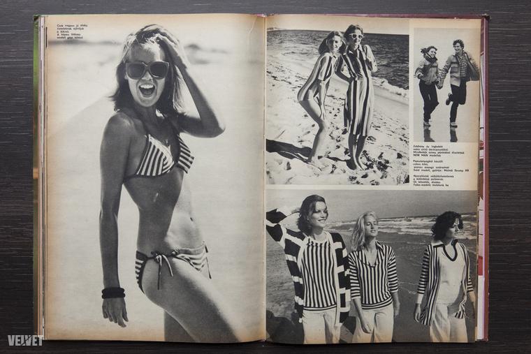 Csak a nagyon jó alakú fiataloknak ajánljuk a bikinit - int önmérsékletre a divatügyi tanácsadó.