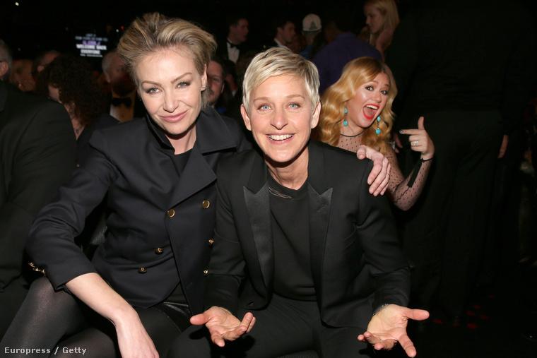 Portia de Rossival és Ellen DeGeneresszel üdvözöljük ön ebben a kvízben