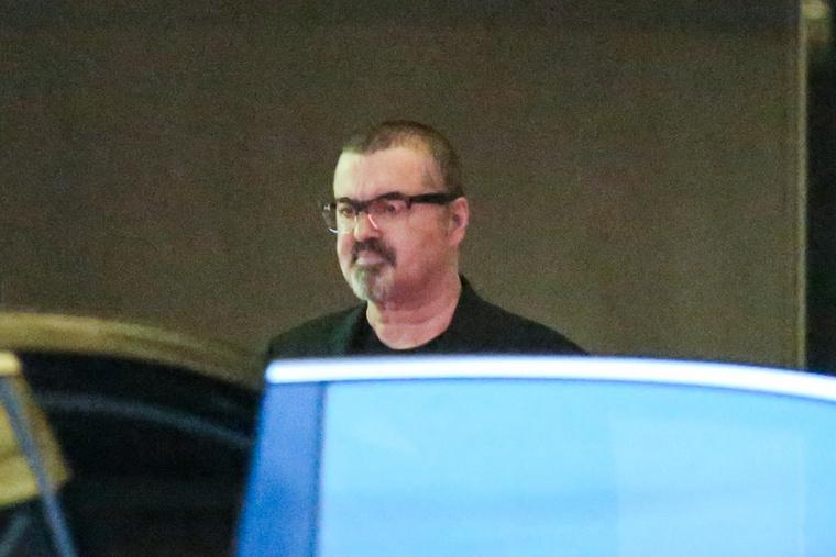 A hét fotója egyértelműen a Csőrikévé hízott George Michaelről készült kép