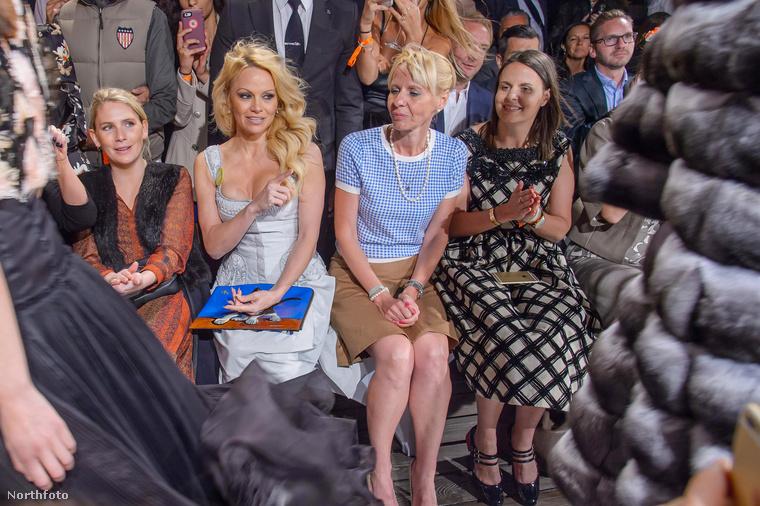 Pamela Anderson az elmúlt napokban közelebb volt önhöz, mint hinné