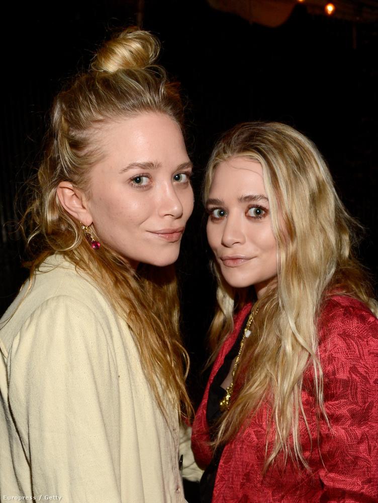 Nemcsak az a baj, hogy Mary-Kate Olsen nagyon lefogyott
