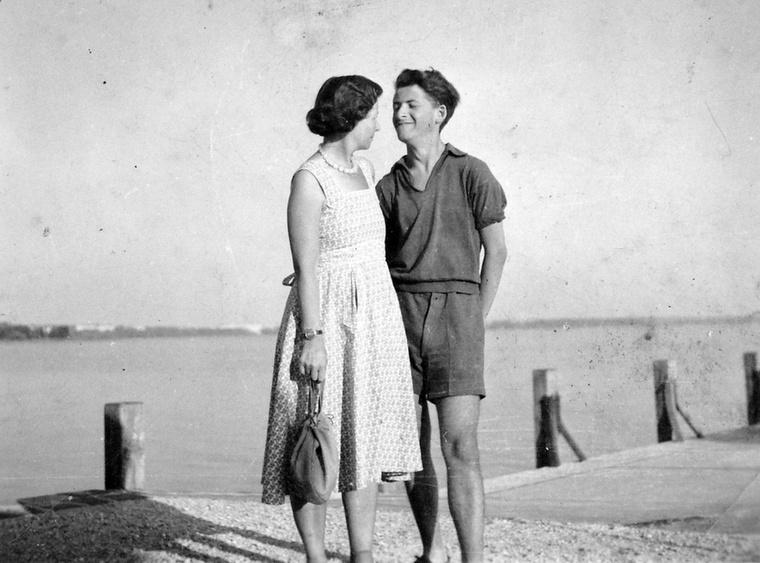 1954, Balatonalmádi