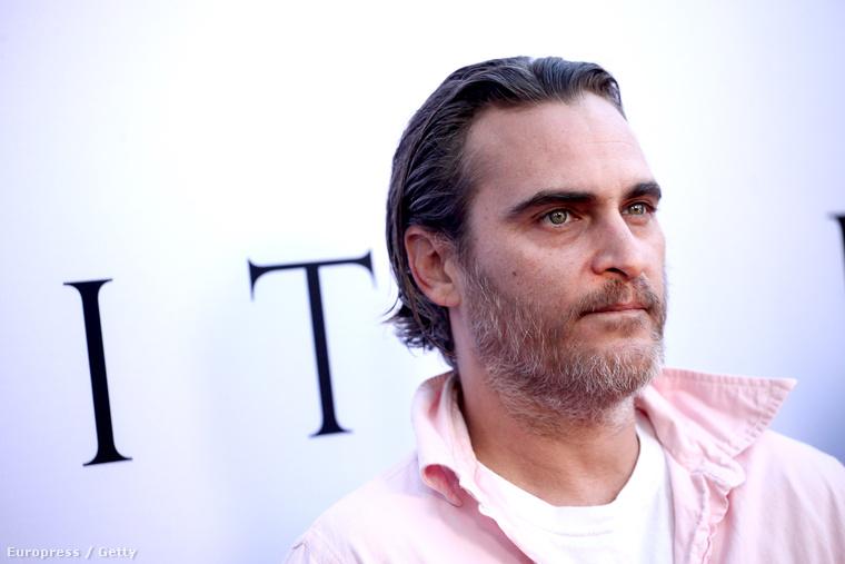 Igaz, Joaquin Phoenixről még így is tökéletes fotókat lehet készíteni