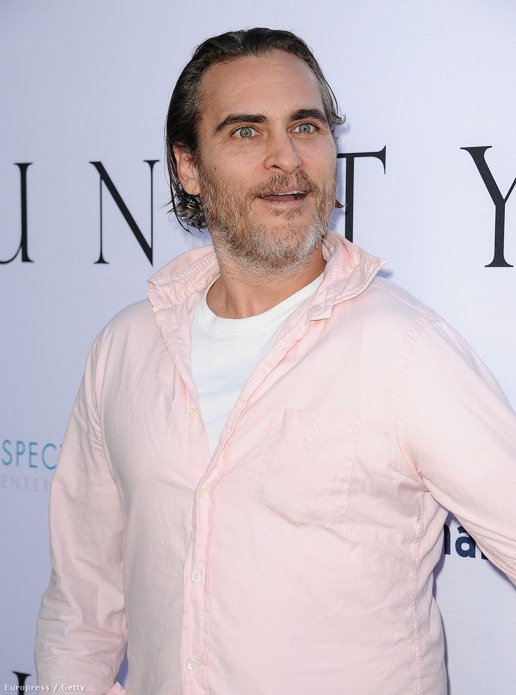 Joaquin Phoenix is ott volt, aki egyszer már bejelentette visszavonulását, de nem bír magával, és szerencsére még mindig filmezik