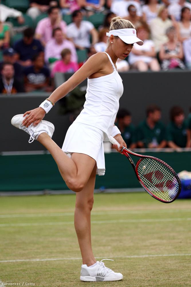Szintén 2010, szintén Anna Kurnyikova.
