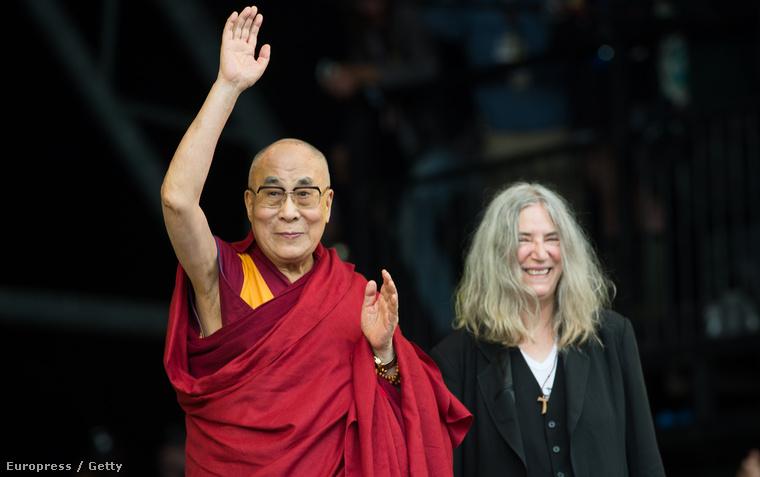 Hát a dalai láma!!