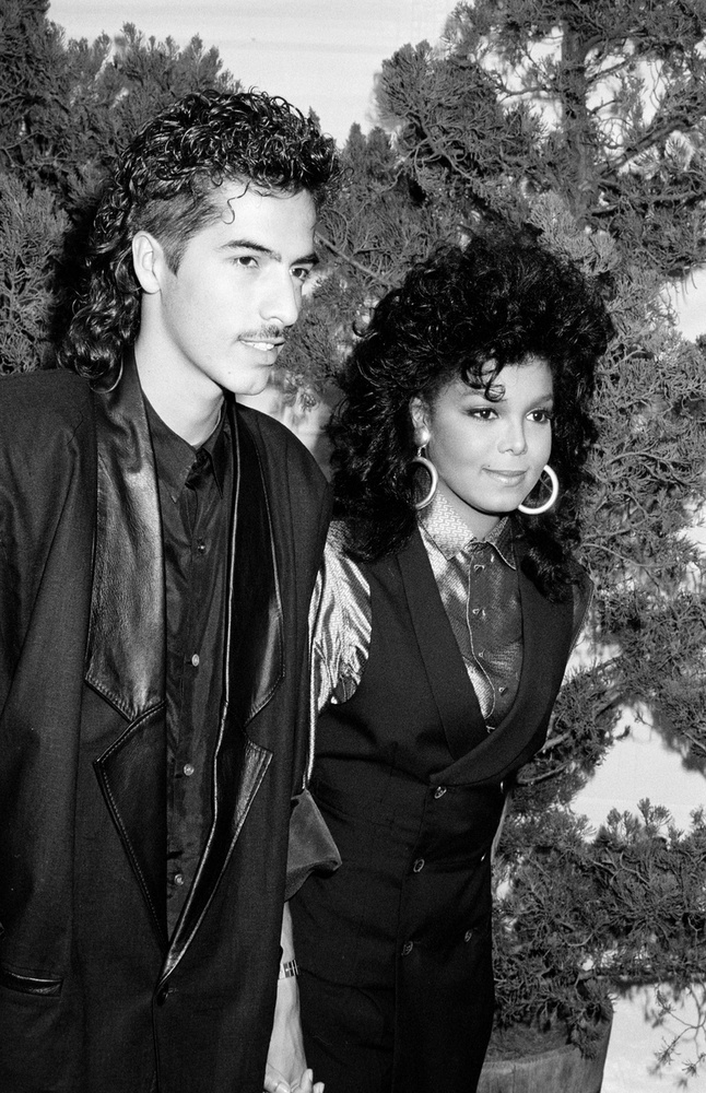 Janet Jackson és Rene Elizondo Jr