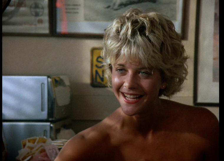 És arra emlékezett, hogy a filmben szerepelt Meg Ryan is?