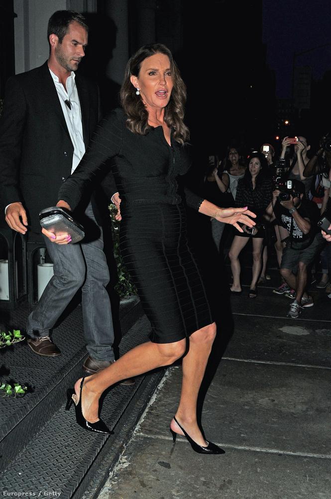 De persze azért is, mert Jenner stylistja bámulatosan tehetséges